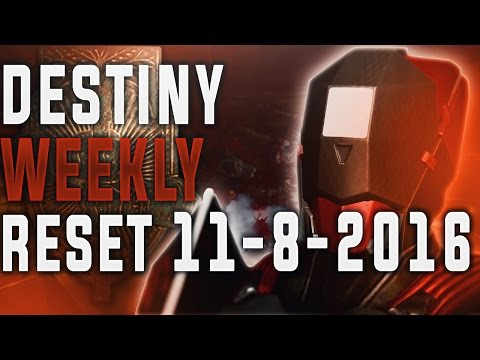 Destiny When Do Bounties Reset