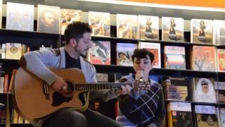 Arisa - Lentamente (Il Primo Che Passa) - Chitarra & Voce (Live @ La Feltrinelli ROMA)