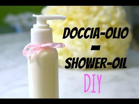 Doccia olio schiumoso fai da te! DIY shower SEMPLICISSIMO idea regalo