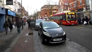 7 Minute Walk Through Watford High Street