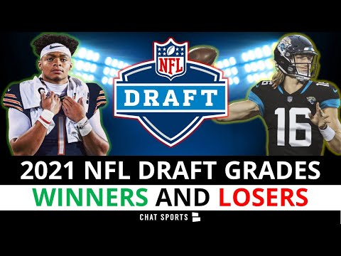 2021 NFL Draft Grades: Biggest Winners & Losers From All 7 Rounds