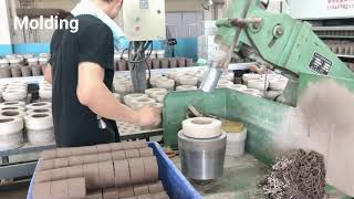 Mejorsub factory real video -How we produce ceramic mugs-