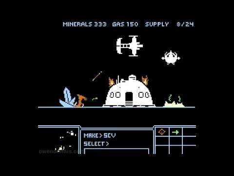 8-bit Starcraft;)