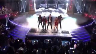 13. Final Performance(1) - Pentatonix - Without You (David Guetta ft Usher) -  Sing Off S3/11