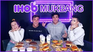 MUKBANG ft. James Charles & Emma Chamberlain