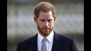 "Britain's Prince Harry expressed ""great sadness"" on Sunday at the"
