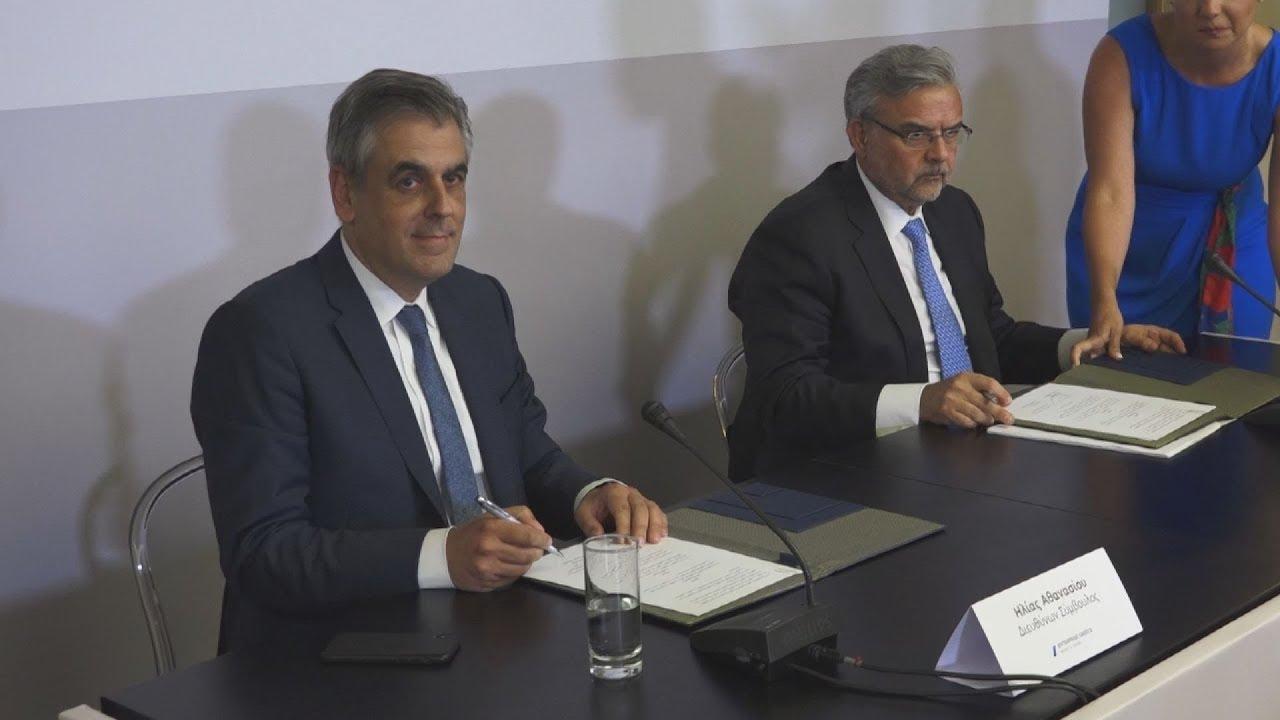 «Θέλουμε να συμβάλουμε στην ανάπτυξη της ελληνικής οικονομίας»