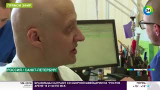 Онколог из Петербурга объявил войну раку. И как медик, и как пациент
