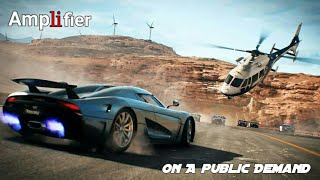 Gambar cover Need For Speed ||  Amplifier 3 || mix R record ||