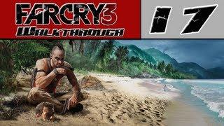 Far Cry 3 Walkthrough Part 17 - Wild Tigers & Waterfalls! [Far Cry 3 Island]