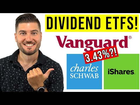 The 3 Best Dividend ETFs (Buy & Hold)
