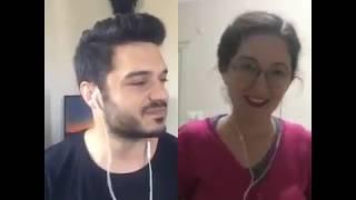 İlyas Yalçıntaş & Sade E -İçimdeki Duman (Smule Duet)