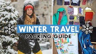 Ingin Liburan ke Negara Musim Dingin? Pastikan Bawa Barang-Barang Ini Ya!