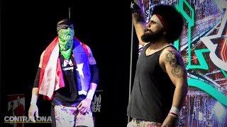 Entrevista a LAX: Trayectoria en Impact Wrestling, participación en Aro Lucha y más (VIDEO)