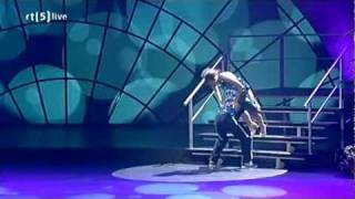 Nina & Anthony - Disco - 1e Live show - SYTYCD 09-10-11 HD