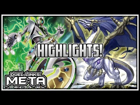 Top Deck Highlights! Optimized Builds! [Yu-Gi-Oh! Duel Links]