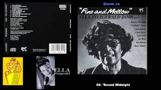 Ella Fitzgerald - Fine And Mellow (1974) Full Album HQ Sound