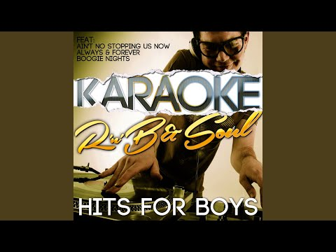A House Is Not a Home (In the Style of Luther Vandross) (Karaoke Version)