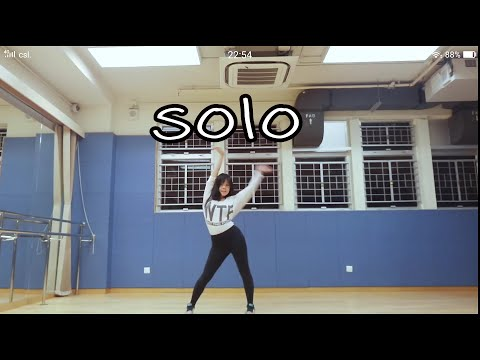 Solo - Clean Bandit ft. Demi Lovato / Ara Cho Choreography dance practice cover by winly 2019-01-28