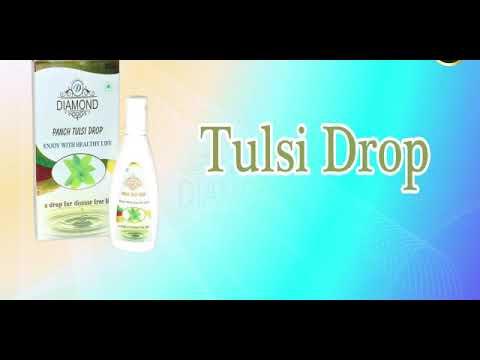 Diamond Punch Tulsi Drop