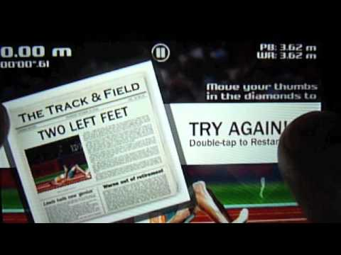 QWOP For iPhone Is An Olympic Challenge For Thumbs