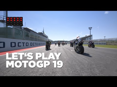 Hrej.cz Let's Play: MotoGP 19 [CZ]