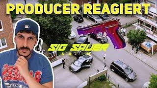 Producer REAGIERT Auf KALIM   Sig Sauer (prod. By Bawer)