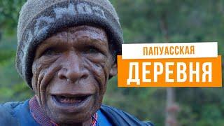 Хуже, чем в  русской деревне? Жизнь папуасов: покупка жены, разборки и свиньи. Папуа, Индонезия.