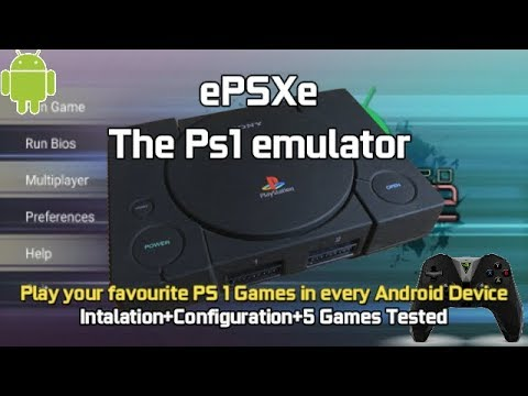Download How To Get Playstation Games On You Android Device Epsxe