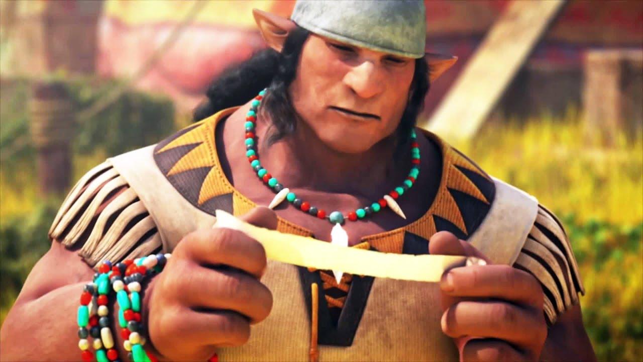 MONSTER HUNTER 4 ULTIMATE – Story Trailer #VideoJuegos #Consolas