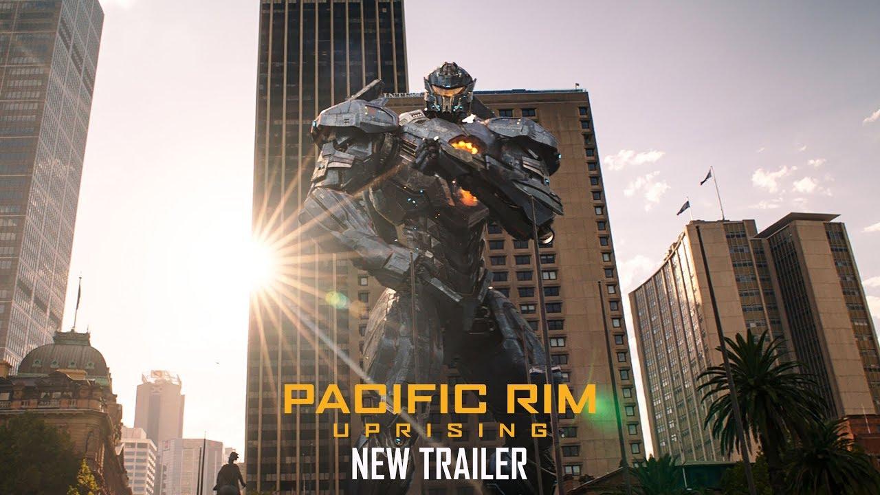 Trailer för Pacific Rim: Uprising