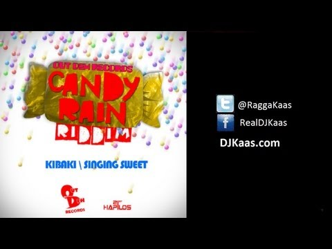 Candy Rain Riddim - OUt Deh Records - January 2013