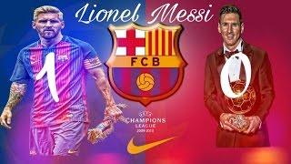 Lionel Messi [Long Road]Alan Walker 2017