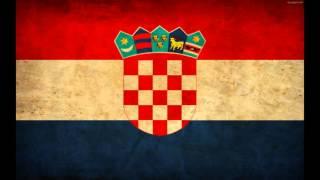 "Hymn Chorwacji / National Anthem of Croatia ""Lijepa naša domovino"" + TEXT HD"