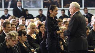 Pavol Demitra - Posledná Rozlúčka  LIVE