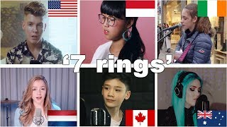 Who Sang It Better: 7 rings (Canada, Ireland, USA, Indonesia, Netherlands, Australia)