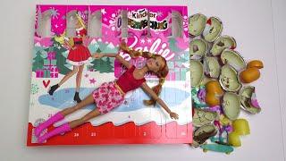 Barbie Advent Calendar 2016