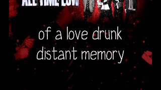 Forget About It - All Time Low (w/ lyrics)