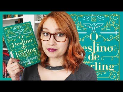 O Destino de Tearling (Erika Johansen) | Resenhando Sonhos