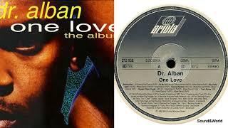 Dr. Alban – One Love (Vinyl, LP, Album) 1992.