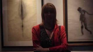 """Video de """"De Amor y otras nostalgias"""", 1a expo de Laura Rojo en la casa de Cultura de Azca"""