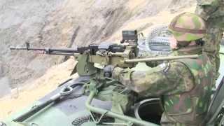 Apulanta Kosovossa 2008