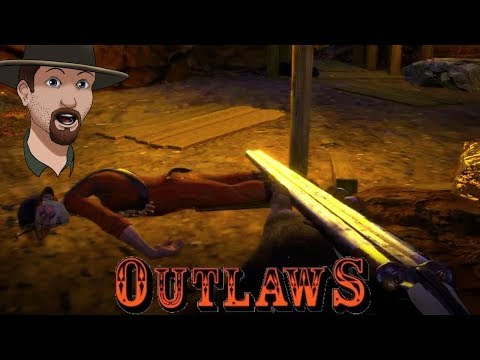 Are Miner NPC's Too Tough?- OUTLAWS of the Old West