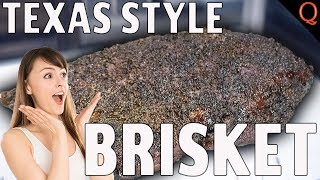 Texas Style Brisket | She'll Love Your Meat