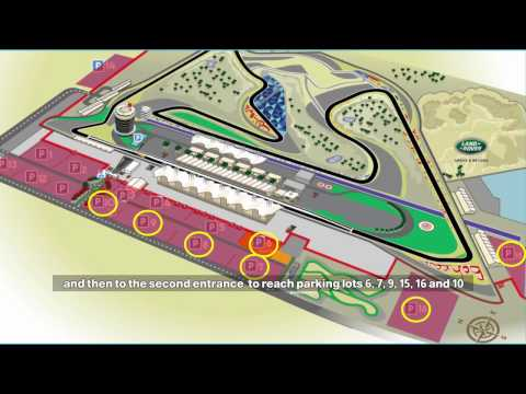 Plan for smooth flow of Traffic During F1 2017/4/12