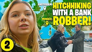 Hitchhiking with a Bank Robber