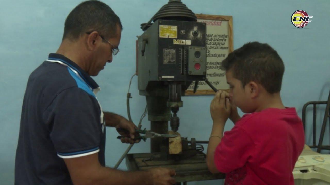 Escuela provincial Félix Varela labora para niños con necesidades educativas especiales