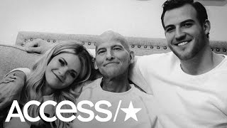 'DWTS' Pro Witney Carson Mourns The Death Of Her Father-In-Law: He's 'Our Guardian Angel' | Access