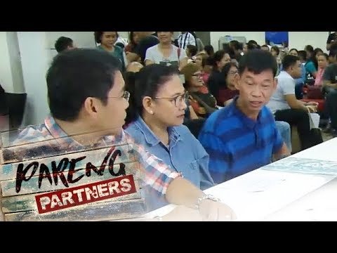 [ABS-CBN]  Pareng Partners: Pag-IBIG Fund to inquire about housing loans