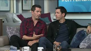 The Scott Brothers dish on their new book 'It Takes Two: Our Story'